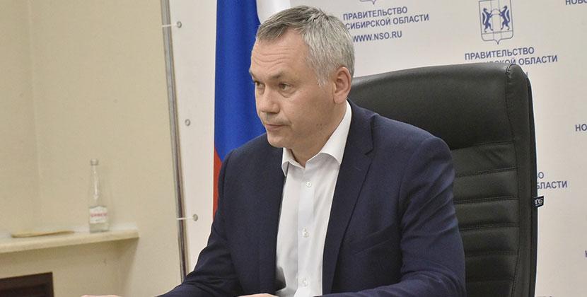 Губернатор Новосибирской области взял под особый контроль актуализацию нацпроектов в регионе