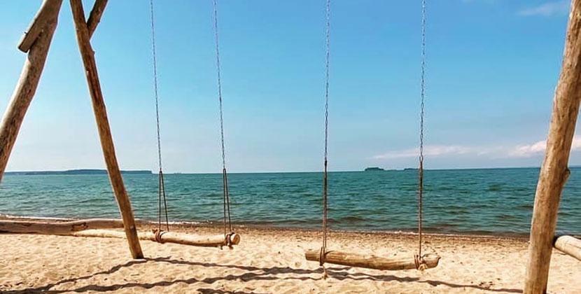 Уборкой и благоустройством центрального пляжа Академгородка будут заниматься структуры мэрии Новосибиска