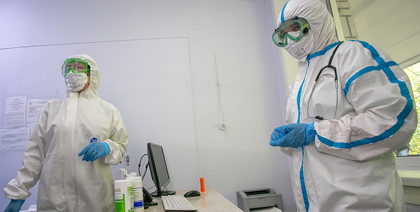 В Новосибирской области зафиксированы 109 новых случаев коронавирусной инфекции