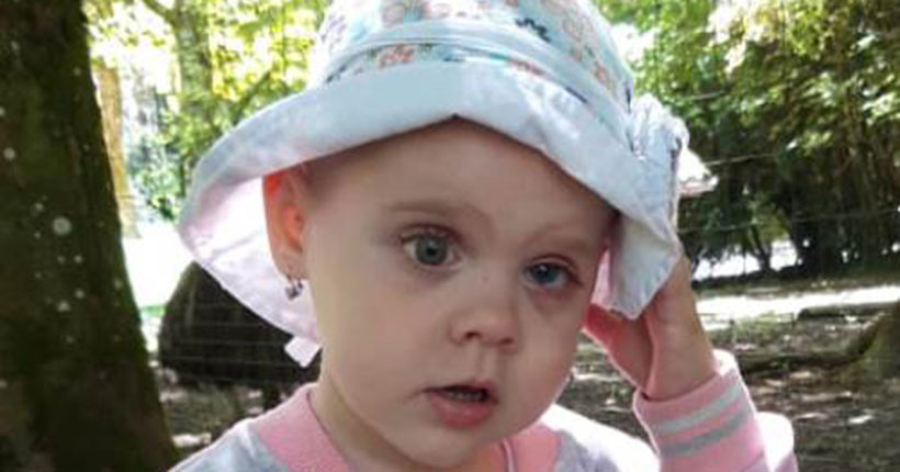 Маленькой Софии из Новосибирска очень нужна наша помощь