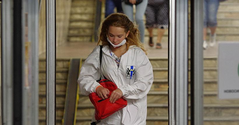 Масочный режим сохраняется в Новосибирской области на неопределённый срок