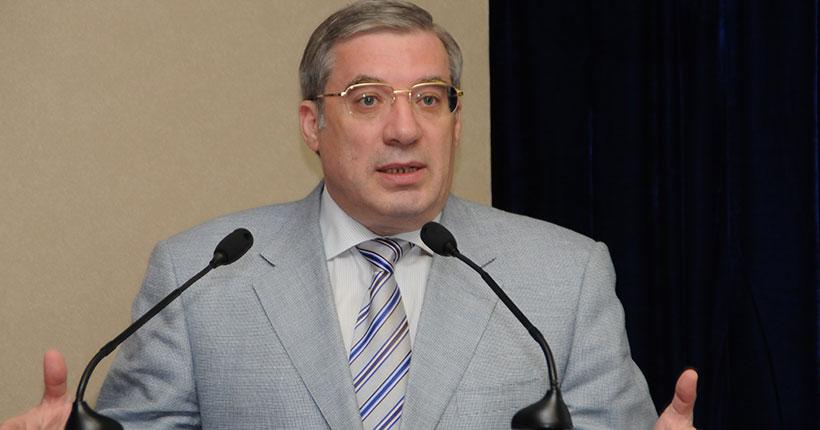 Виктор Толоконский стал советником губернатора Новосибирской области