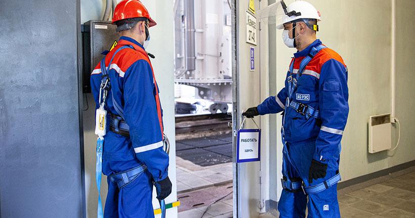 АО «РЭС» на 10% сократило количество аварийных отключений в Новосибирской области с начала года