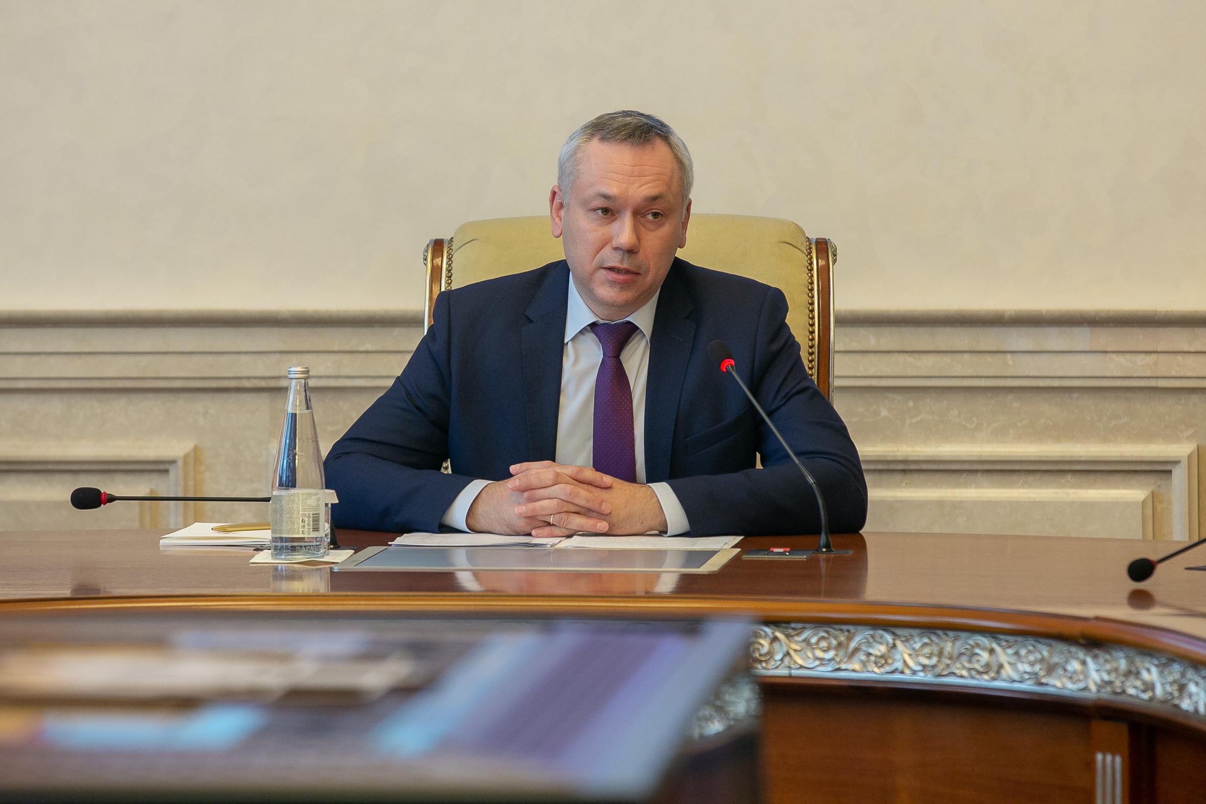 Новосибирский губернатор поддержал возможность многодневного голосования в регионе
