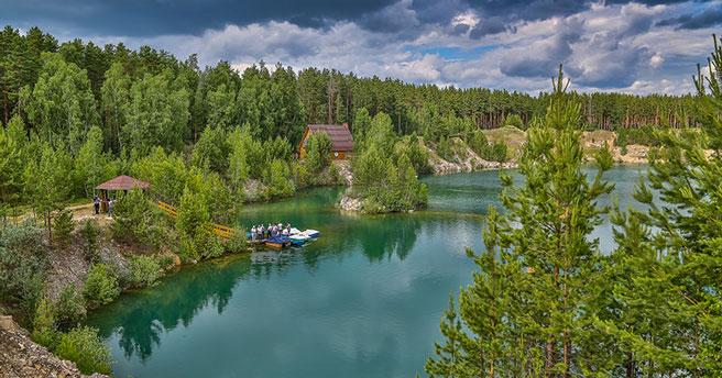 Караканский бор в Новосибирской области станет природоохранным парком