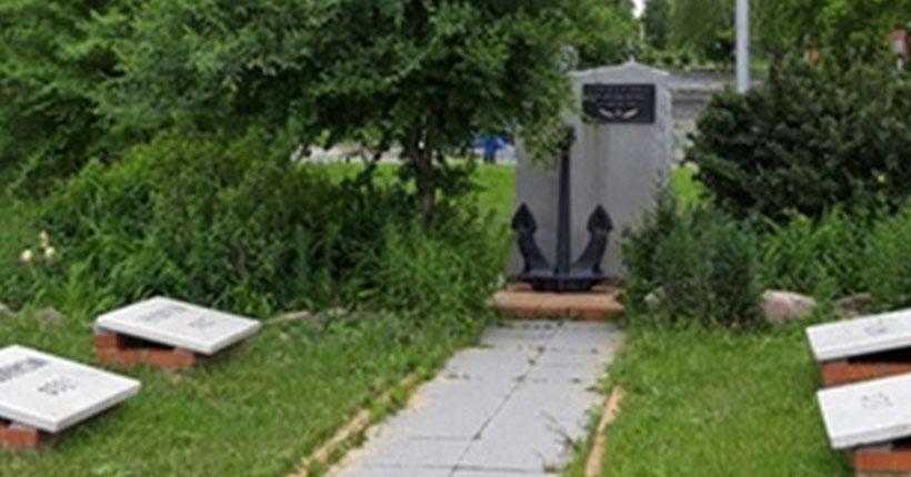 Накануне дня ВМФ мемориал морякам и речникам перенесли в парк «Городское начало» Новосибирска