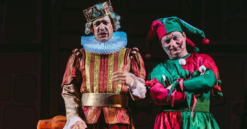 В Новосибирской области в театрах возобновляется репетиционный процесс