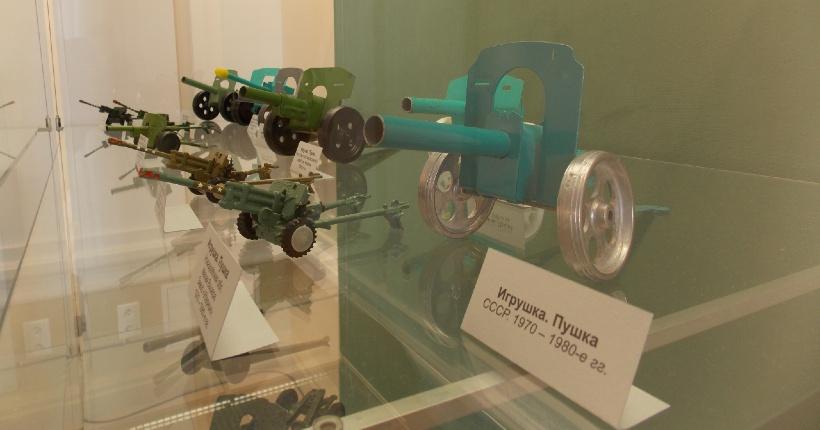 Вспомнить детство сегодняшним мужчинам предлагает Новосибирский краеведческий музей