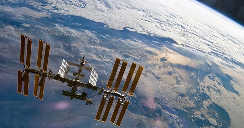 Жители Новосибирской области могут наблюдать пролёты Международной космической станции