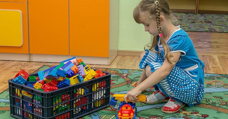 В Новосибирске детские сады начинают работу в обычном режиме