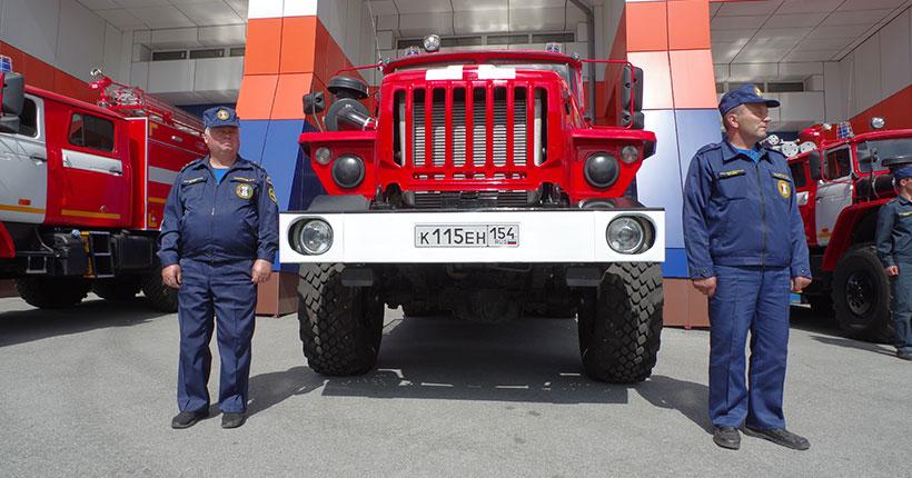 В Новосибирске выросло количество погибших на пожарах людей