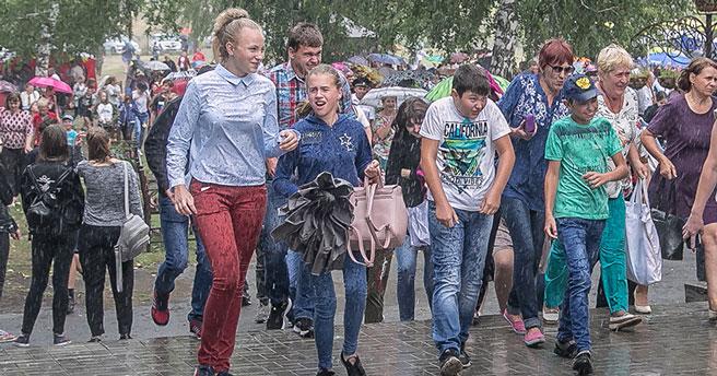 Не забыть зонт: Новосибирск в ближайшие три дня накроют грозы и проливные дожди