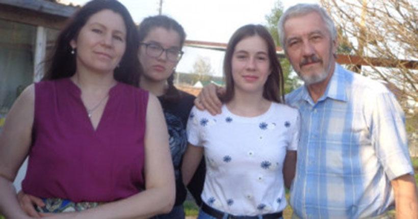 Семья из Новосибирской области победила на Всероссийском конкурсе «Семья года»