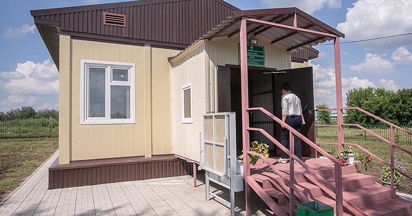 В Новосибирской области до конца года появятся более 30 новых ФАПов