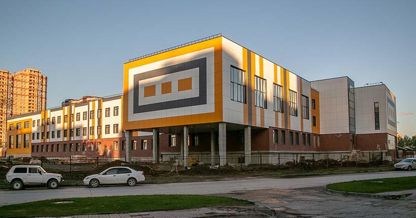 Три новые школы откроются 1 сентября в Новосибирске
