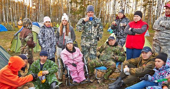 Особенный волонтёр отряда «Лиза Алерт» Новосибирской области хочет работать наравне со всеми