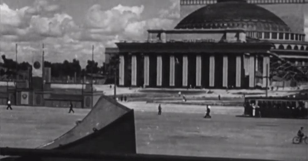 «Это похоже на чудо»: найдена неизвестная кинохроника о Новосибирске 1942 года