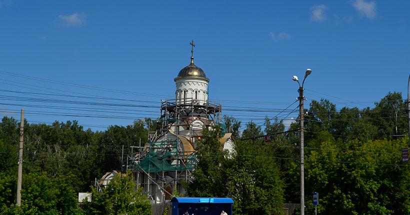 В Новосибирске на месте старых захоронений появится новый сквер