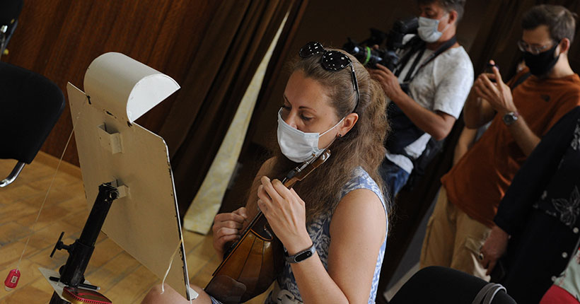 В Новосибирской области ценителей классической музыки станет в полтора раза больше