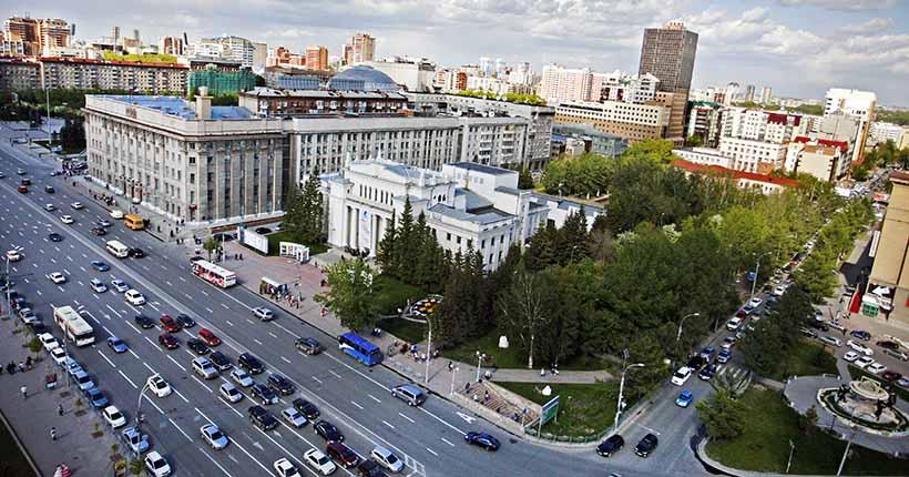 Три площадки для установки стелы «Город трудовой доблести» рассматривают в Новосибирске