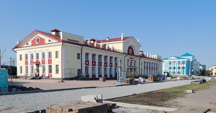 До западных ворот Новосибирской области планируют запустить электрички