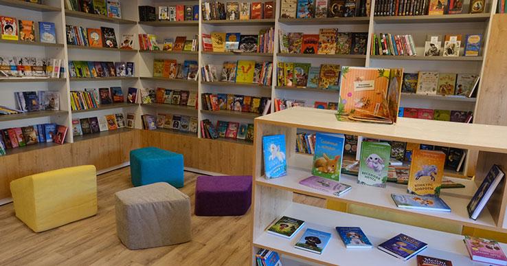 В Новосибирской области открывают современные модельные библиотеки