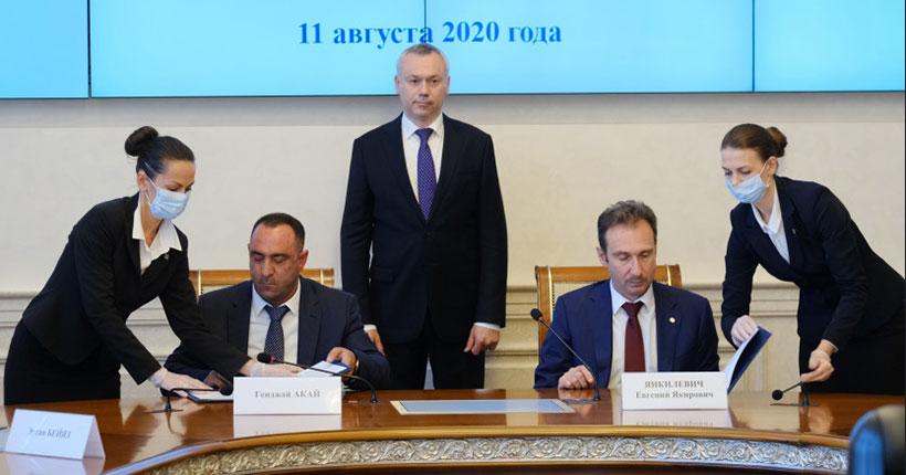 Новый терминал аэропорта «Толмачёво» будет построен к 2025 году