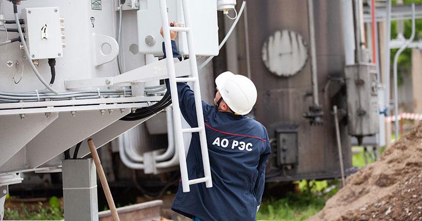 К осеннее-зимнему периоду подготовились: в АО «РЭС» подвели итоги ремонтной программы за первое полугодие