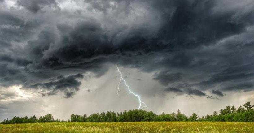 Сильные грозы с ветрами ожидаются в Новосибирской области