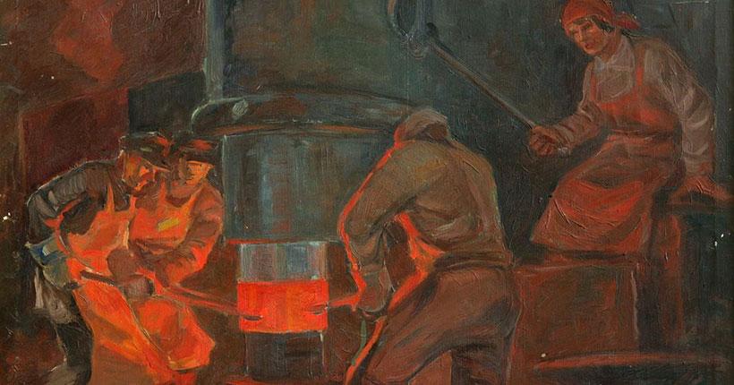 В Новосибирске открывается советская выставка скульптуры и живописи