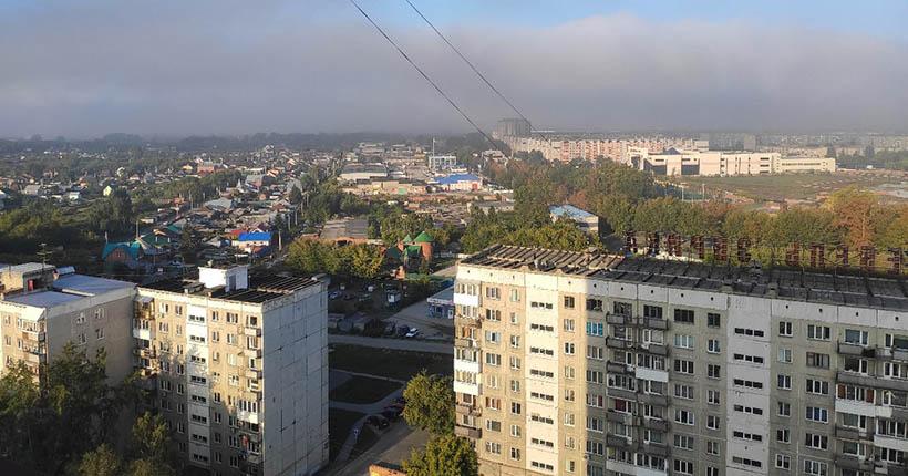 Новосибирцы снова пожаловались на дым от горящей свалки