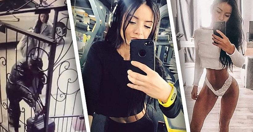 Девушка, подозреваемая в ограблении ювелирного магазина в Новосибирске, рассказала свою версию