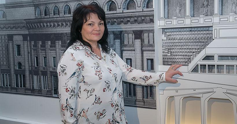 Корреспондент газеты «Ведомости Законодательного Собрания Новосибирской области» награждена премией губернатора