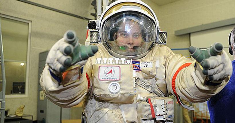 Новосибирская спортсменка отправится в составе российского экипажа на МКС через два года