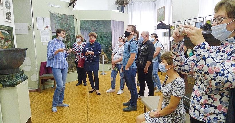Десять музеев Алтая за четыре дня посетят музейщики из Новосибирска