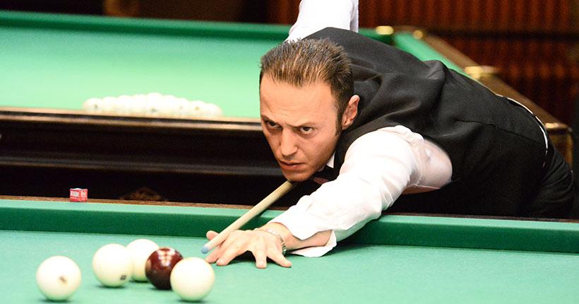 Лучшие бильярдисты получат стол на Кубке губернатора Новосибирской области