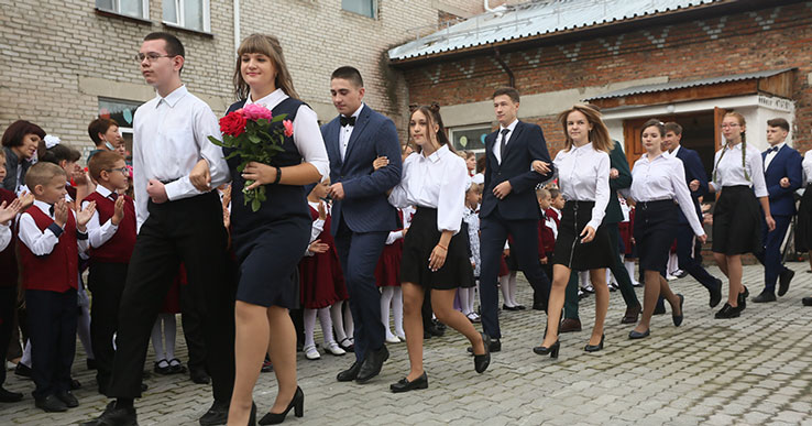Школьники Новосибирска не будут учиться 11 и 12 сентября в связи с проведением выборов