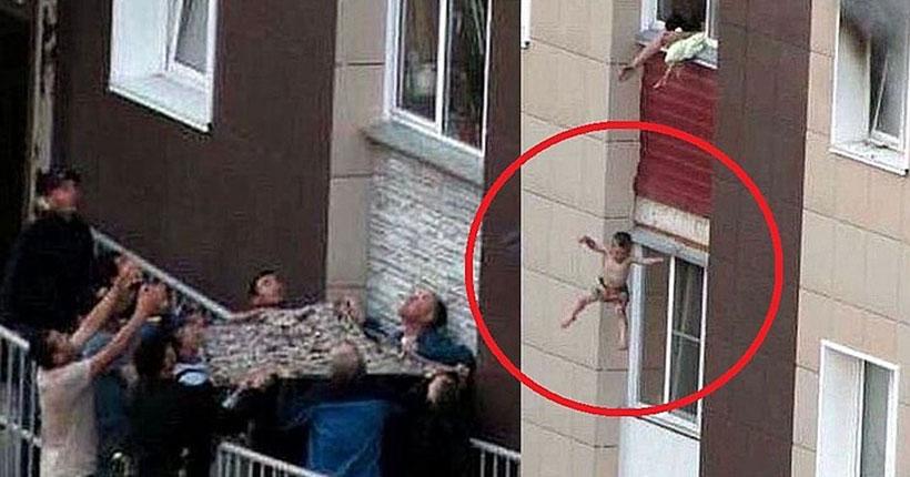 Подробности: как ловили детей, которых выбрасывали из окна