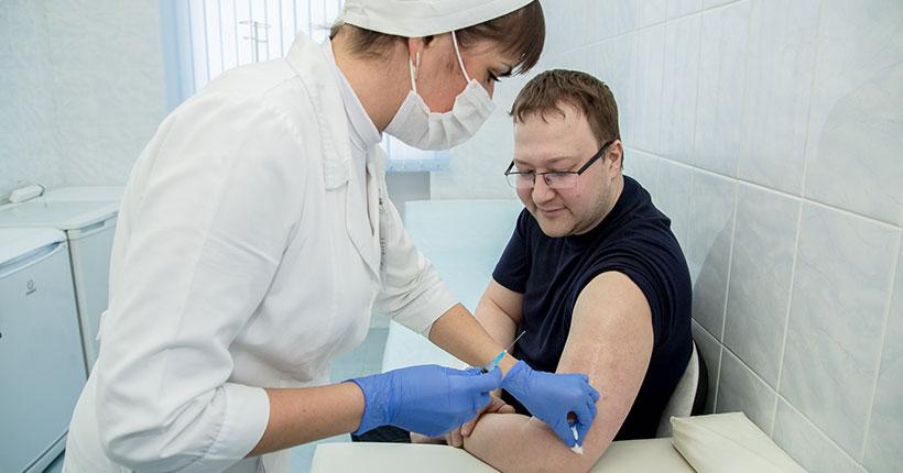 В Новосибирской области началась массовая вакцинация от гриппа
