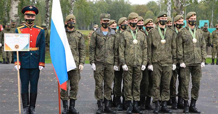 В международном конкурсе «Отличники войсковой разведки» в Новосибирской области победила российская команда