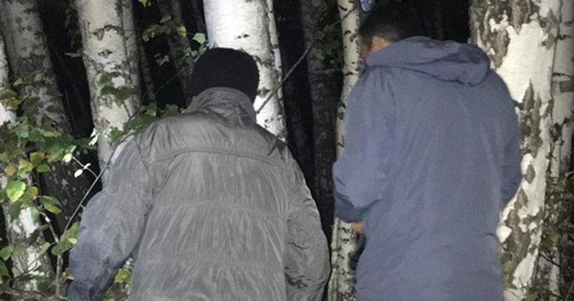 Под Новосибирском ночью искали пожилого грибника