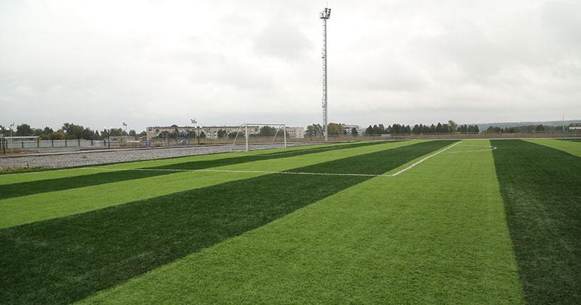 Для завершения стадиона в посёлке Линёво под Новосибирском необходимо скорректировать проект