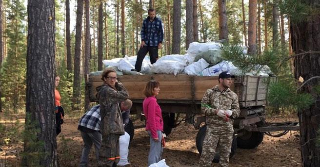 В Кудряшовском бору под Новосибирском наведут порядок, а потом устроят пикник