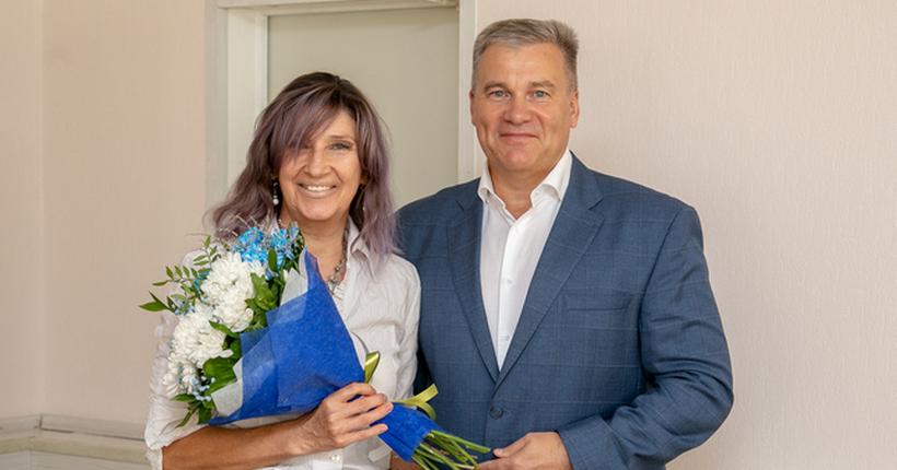 Журналист «Ведомостей» стала лауреатом премии «Налоговый статус»