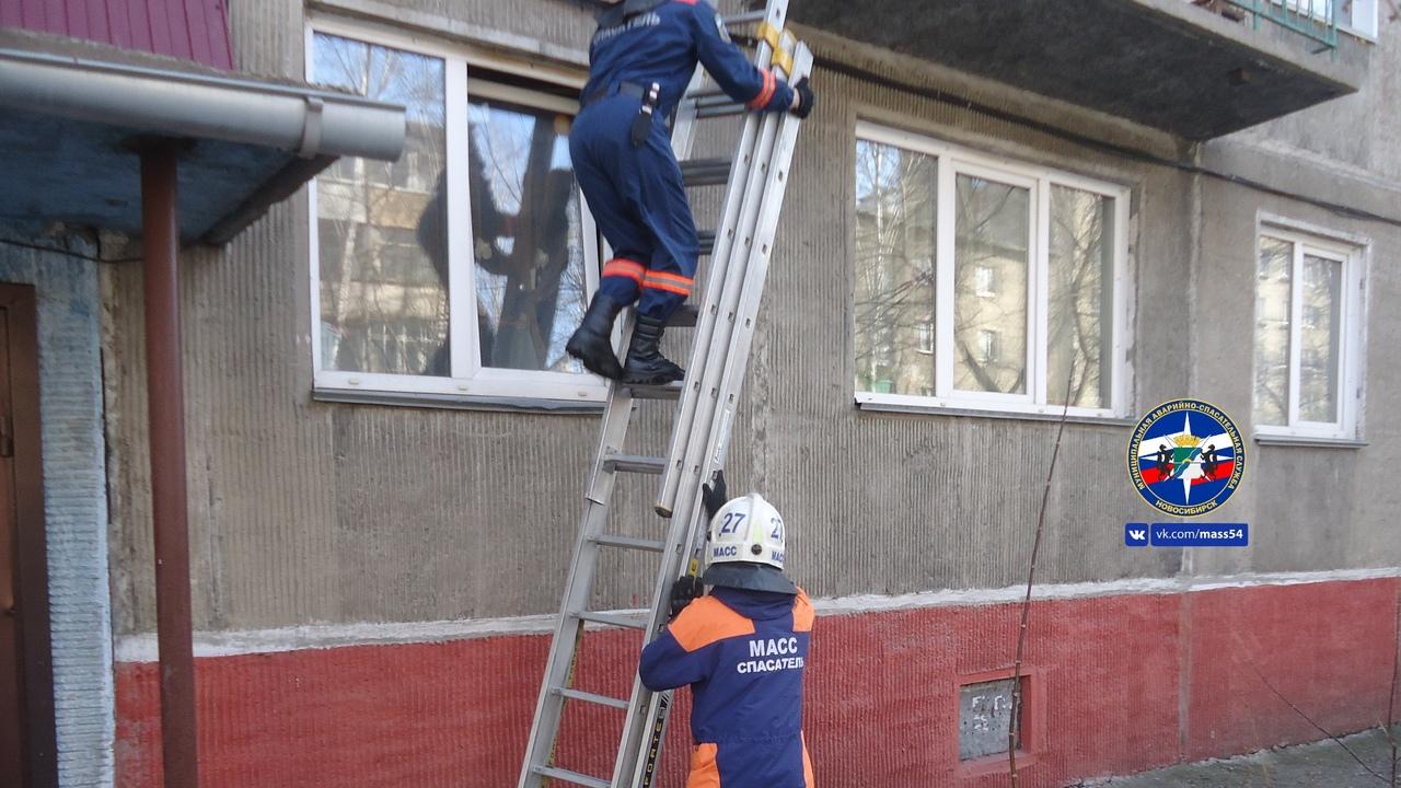 В Новосибирске пьяная мать забыла на балконе годовалую дочку