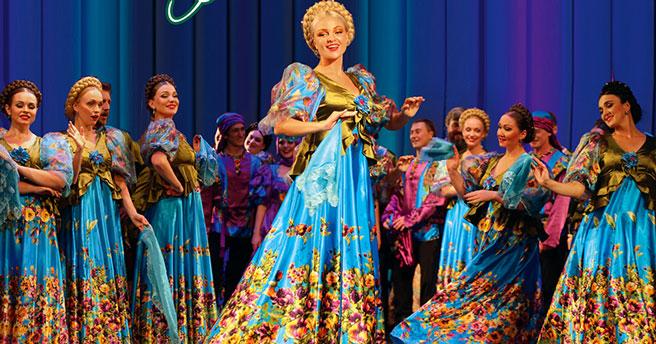 Сибирский русский народный хор подарит концерт медикам Новосибирской области