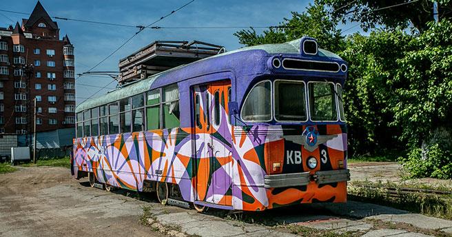 В Новосибирске на неделю закрывается движение двух популярных трамвайных маршрутов