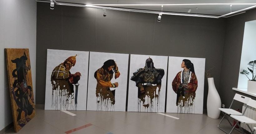 Масштабная межрегиональная выставка «Красный проспект. #ПОБЕДА!» открывается в Новосибирской области