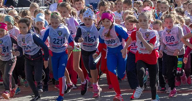 Новосибирцев и гостей города приглашают пробежать кросс по Михайловской набережной