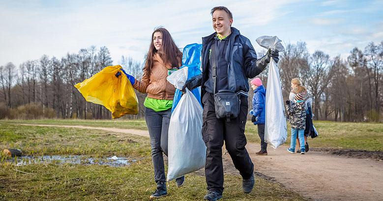 Жители Новосибирской области вступили в борьбу за чистоту своего региона